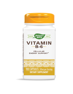 Витамин В-6 50 mg Nature's Way - 1