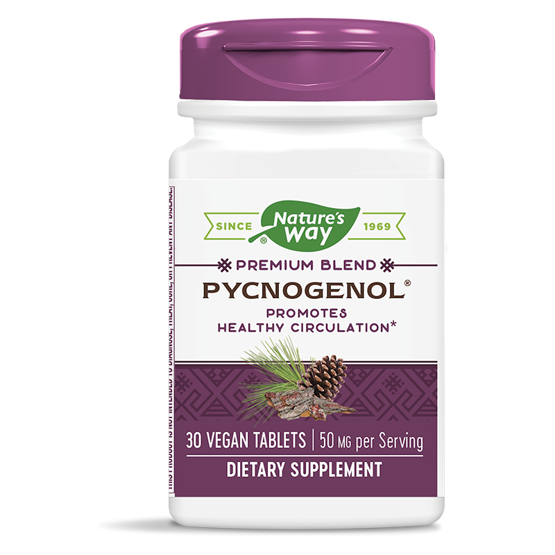 Pycnogenol® / Пикногенол® 50 mg х 30 таблетки
