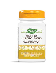 Алфа-липоева киселина 360 mg Nature's Way - 1