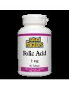 Фолиева киселина 1 mg Natural Factors - 1