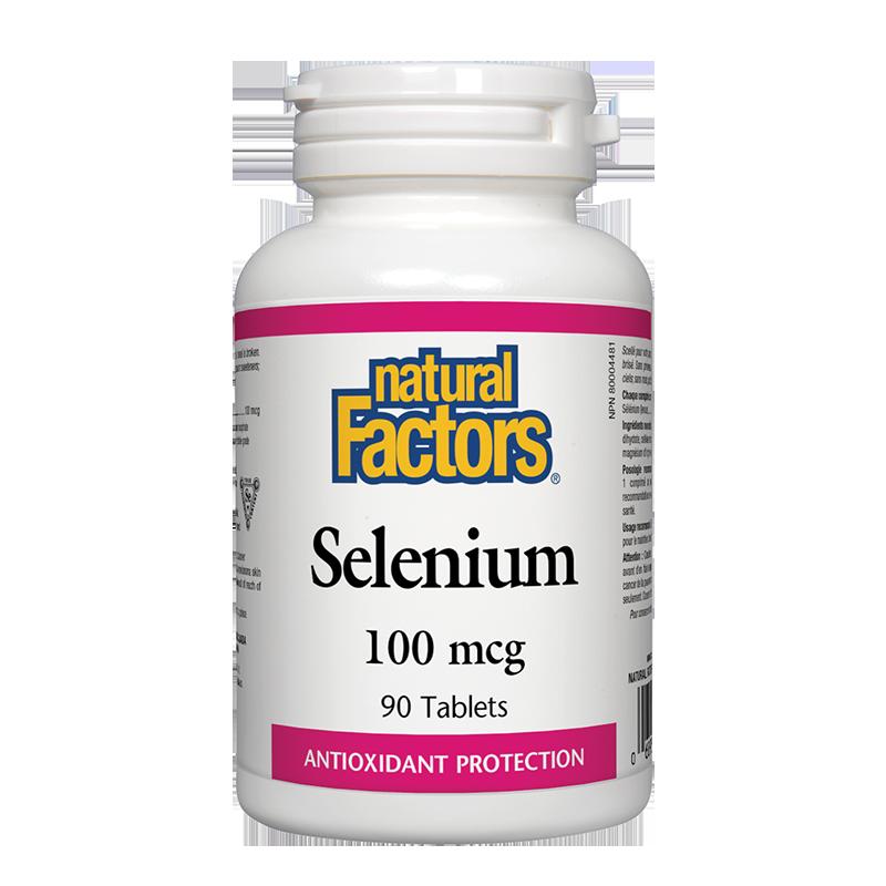 Selenium/ Селен 100 mcg x 90 таблетки