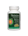 Бетаин хидрохлорид 500 mg x 90 V капсули Natural Factors