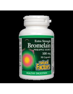 Бромелаин 500 mg x 90 капсули