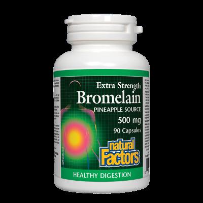 Bromelain/ Бромелаин 500 mg x 90 капсули