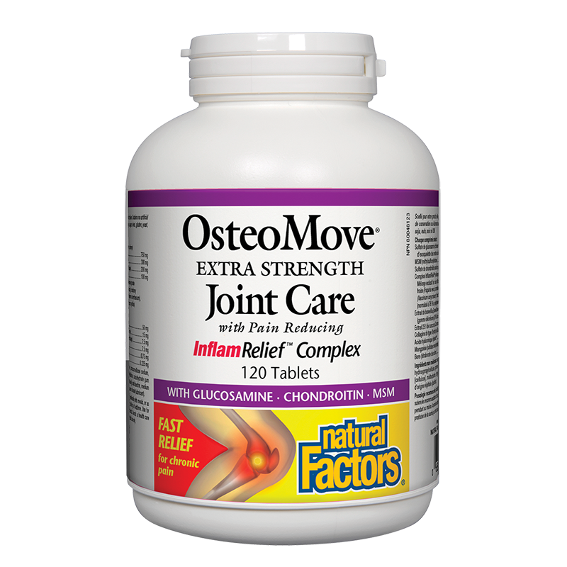 OsteoMove® Joint Care/ ОстеоМуув® Грижа за ставите х 120 таблетки