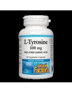 Л-Тирозин 500 mg Natural Factors