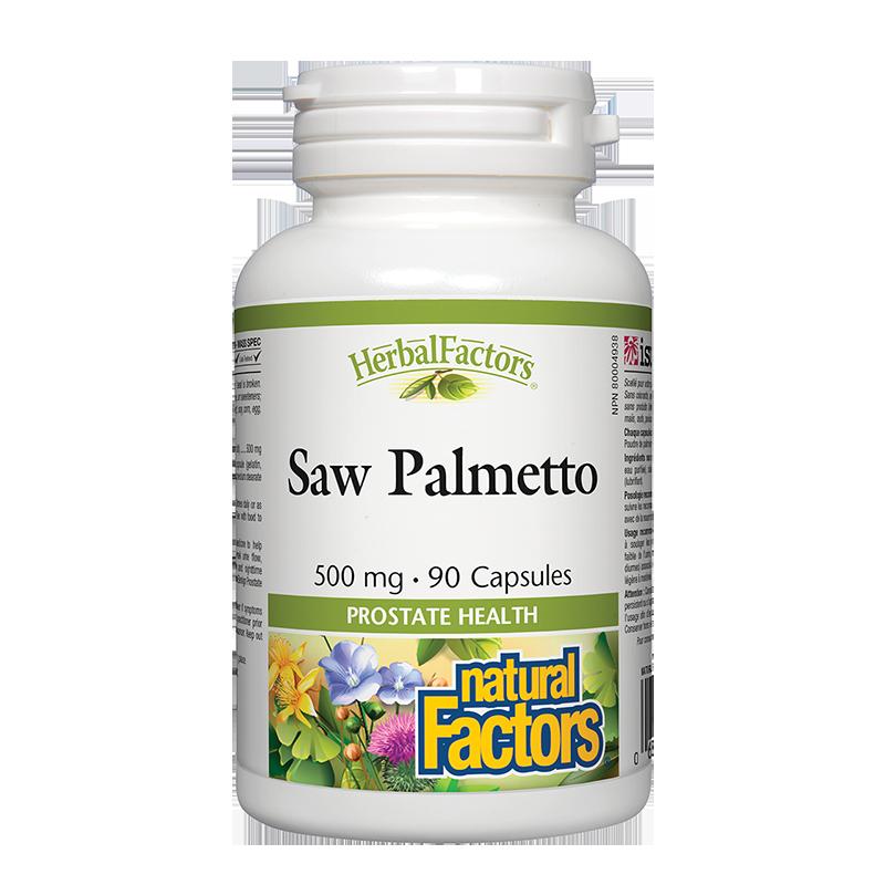 Сао Палмето 500 mg х 90 капсули