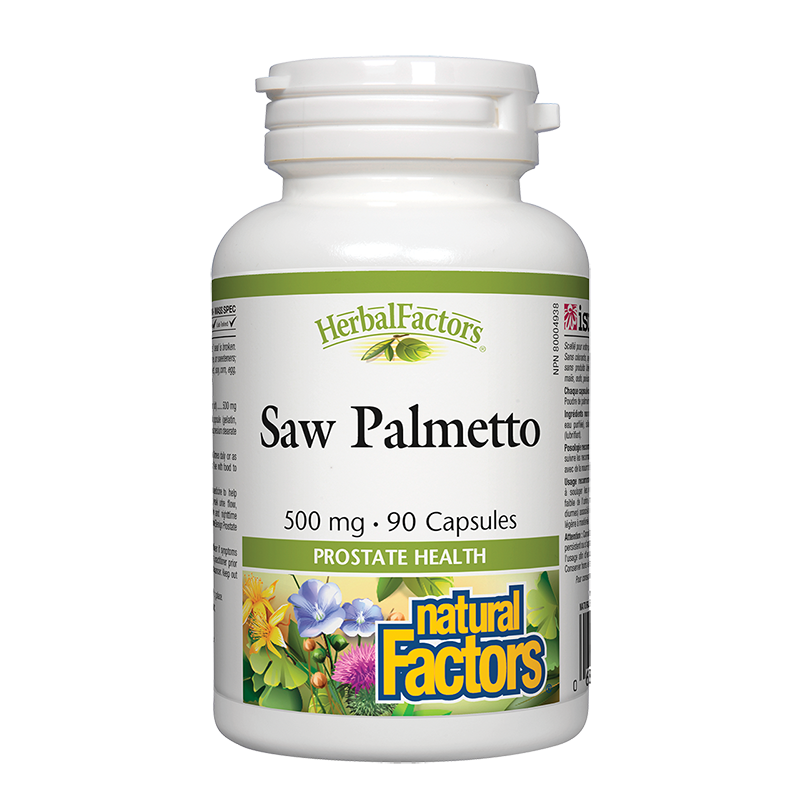 Saw Palmetto/ Сао Палмето 500 mg х 90 капсули
