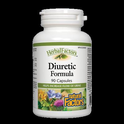 Диуретик Формула 300 mg x 90 капсули Natural Factors