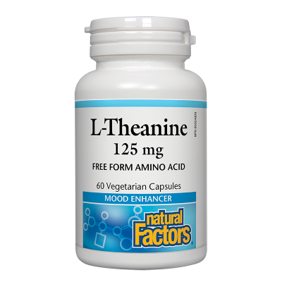 Л-Теанин 125 mg Natural Factors