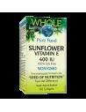 Витамин Е (От слънчоглед) 400 IU x 60 таблетки Natural Factors