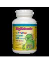 Витамин D3 Big Friends за деца 400 IU х 250 дъвчащи таблетки Natural Factors