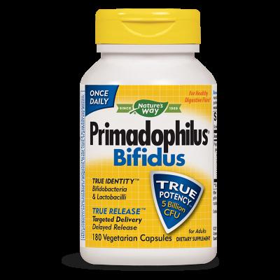 Примадофилус бифидус 5 млрд. активни пробиотици Nature's Way