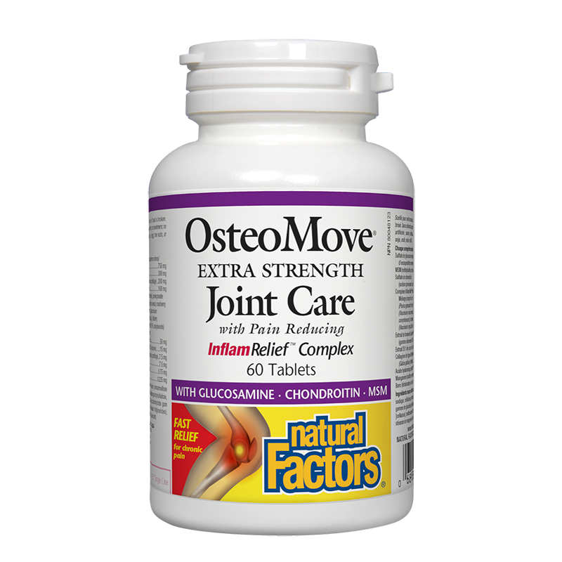OsteoMove® Joint Care/ ОстеоМуув® Грижа за ставите x 60 таблетки