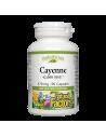 ЛЮТ ЧЕРВЕН ПИПЕР (плод на прах) 470 mg Natural Factors - 1
