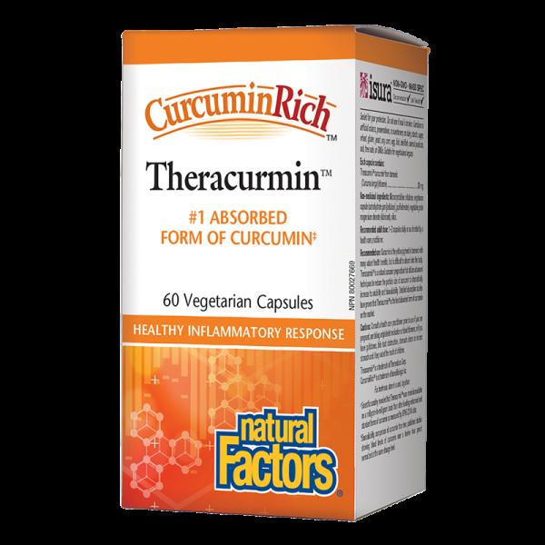 Теракурмин™ 30 mg (CurcuminRich ™ Theracurmin™) Natural Factors