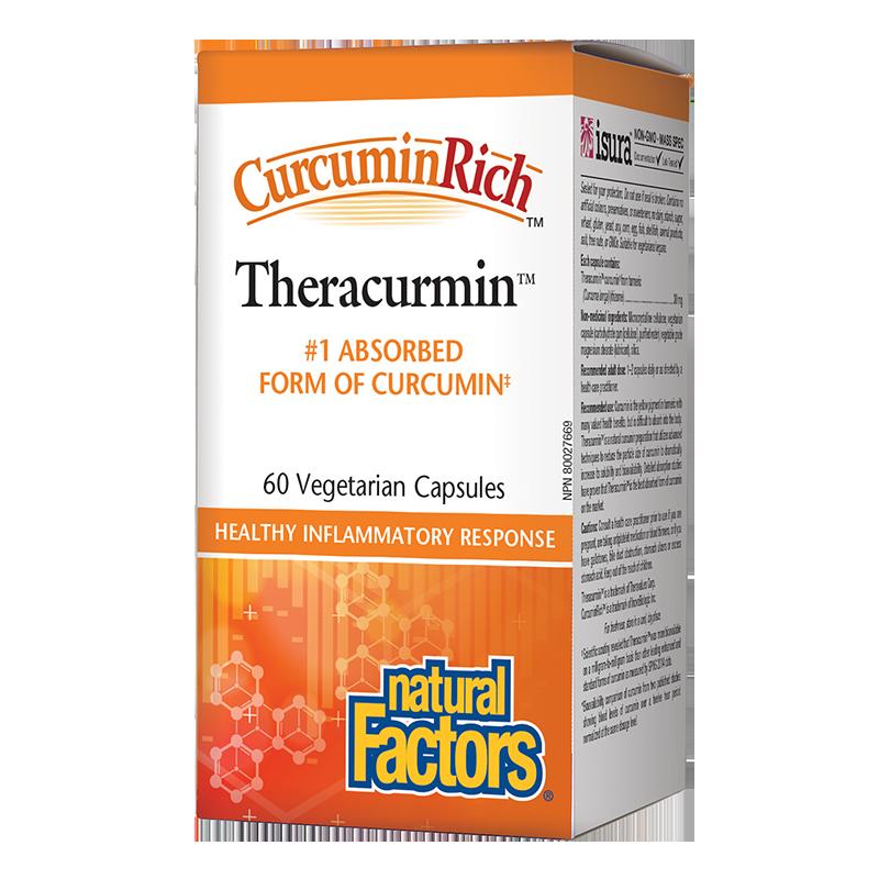 CurcuminRich™ Theracurmin™/ Теракурмин™ 30 mg х 60 капсули