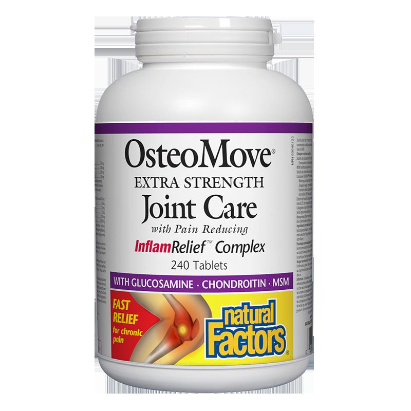 OsteoMove® Joint Care/ ОстеоМуув® Грижа за ставите x 240 таблетки