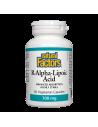 Алфа-липоева киселина (R-форма) 100 mg x 60 V капсули Natural Factors