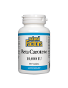 Бета каротин 10 000 IU / 6000 mcg Natural Factors