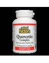 Кверцетин комплекс с биофлавоноиди 466 mg /С гроздово семе, куркума и коензим Q10/ Natural Factors