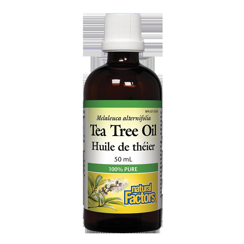 Tea Tree Oil/ Чаено дърво (масло) x 50 ml / 50 дози