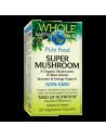 Super Mushroom - за силен имунитет /Whole earth & sea/ Natural Factors