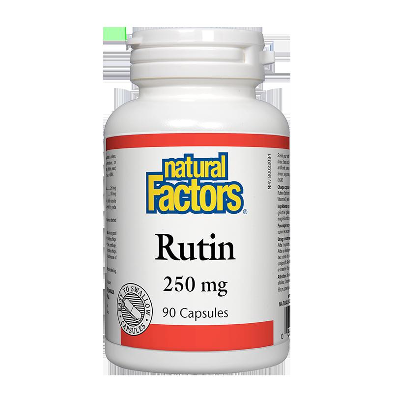 Rutin/ Рутин 250 mg х 90 капсули
