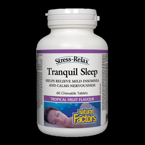 Tranquil Sleep Stress-Relax® /При безсъние/ Natural Factors