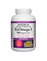 RX Omega-3 Maximum Triple Strength (Тройна концентрация 900 mg EPA/DHA) 1425 mg Natural Factors
