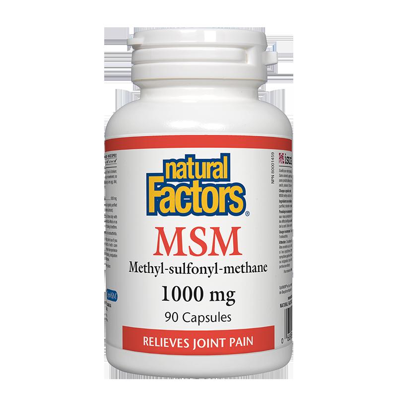 МСМ 1000 mg