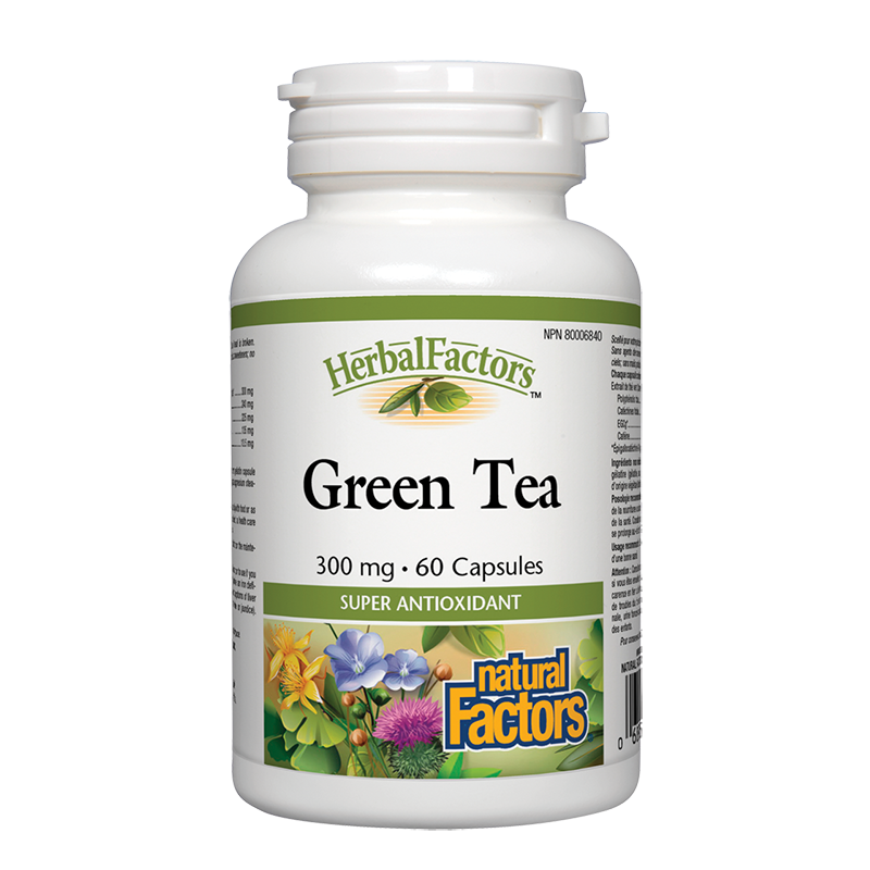 Green Tea/ Зелен чай 300 mg х 60 капсули