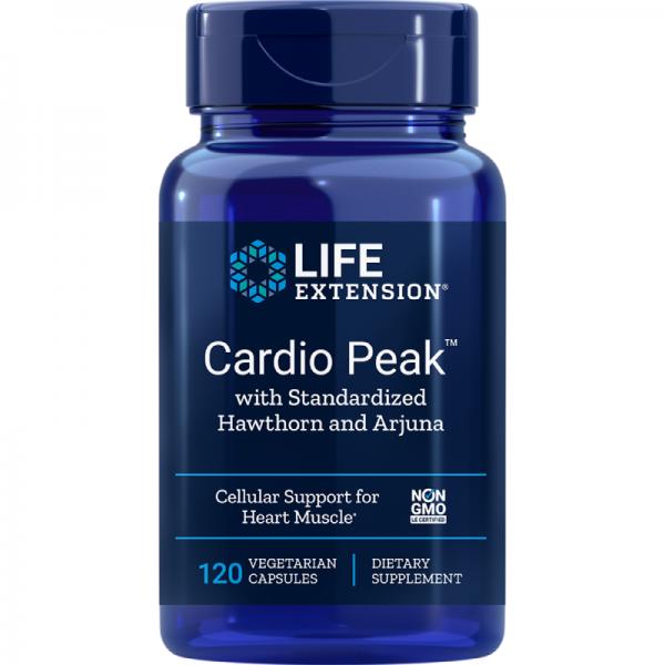 Cardio Peak™, 120 софтгел капсули