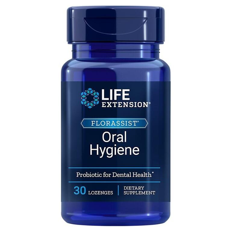 Florassist® Oral Hygiene / Пробиотик за дентално здраве х  30 смучещи таблетки