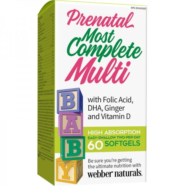 Prenatal Most Complete Multi /...