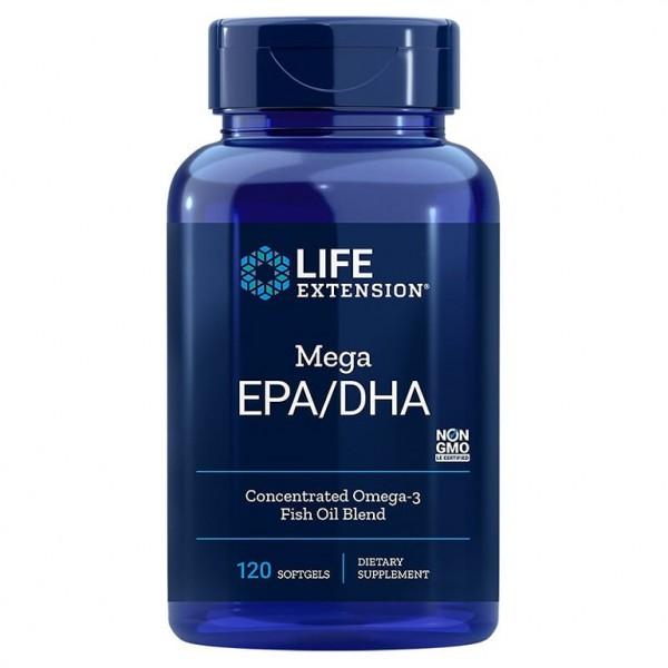 Mega EPA DHA / Омега-3 от рибено...
