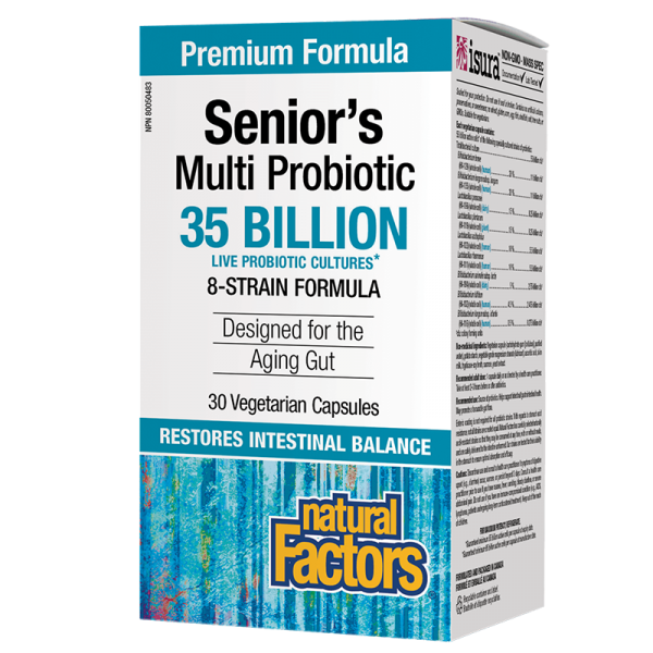 Senior's Multi Probiotic /...