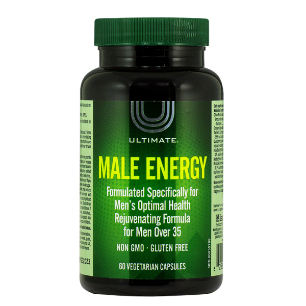 Ultimate® Male Energy x 60 капсули