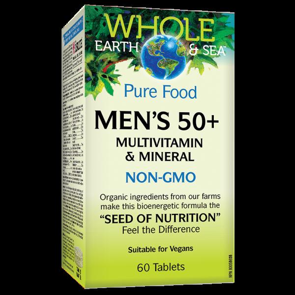 Men's 50+ Multivitamin & Mineral /...