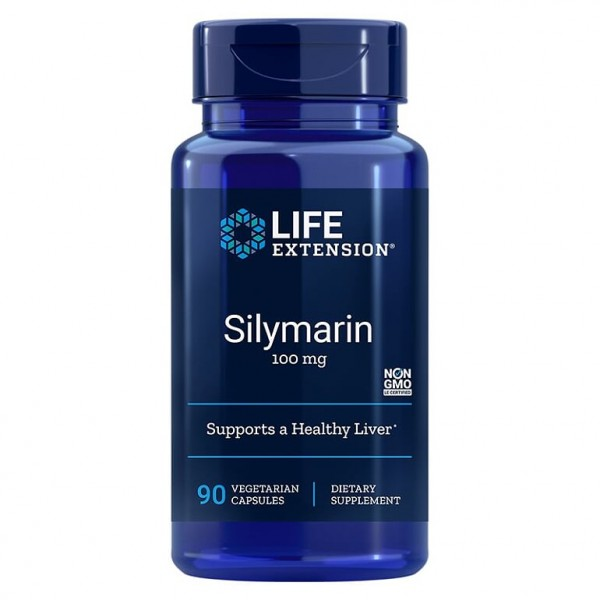 Silymarin / Силимарин, 100 mg, 90...