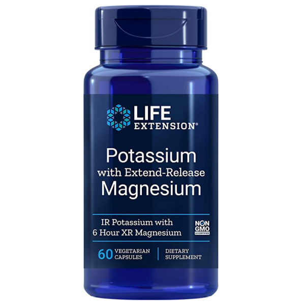 Potassium with Extend-Release...
