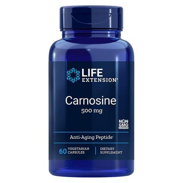 Carnosine/ Карнозин 500 mg х 60 капсули