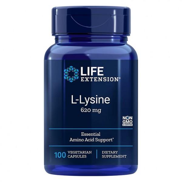 L-Lysine/ Л-Лизин 620 mg х 100 капсули