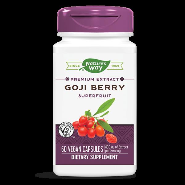 Goji Berry / Годжи бери, 500 mg, 60...