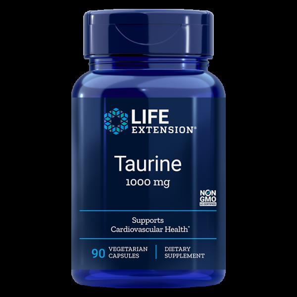 Taurine / Таурин 1000 mg, 90 V-капсули