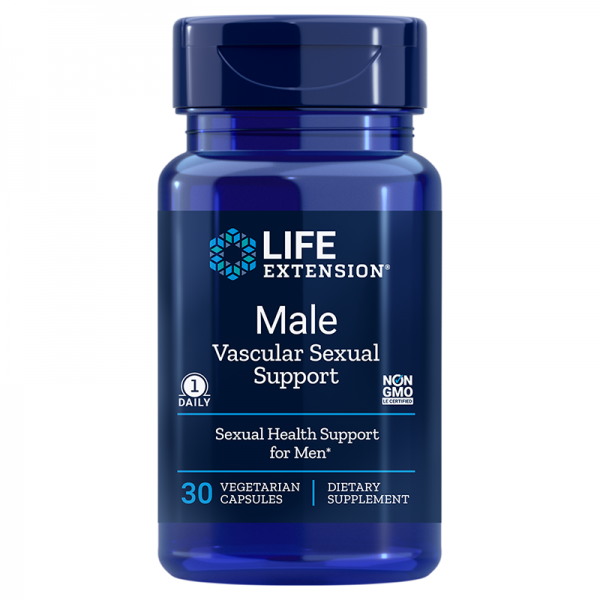 Male Vascual Sexual Support, 30 V...