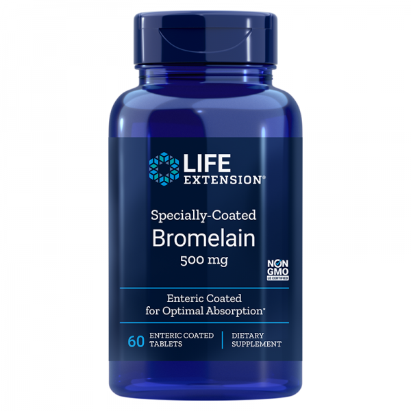 Specially-Coated Bromelain /...