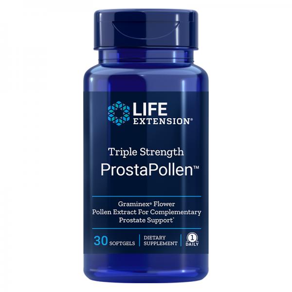 Triple Strength ProstaPollen™, 30...