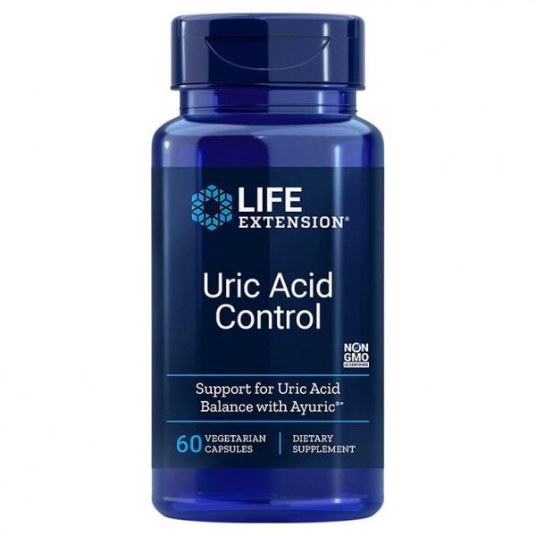 Uric Acid Control / Контрол на...