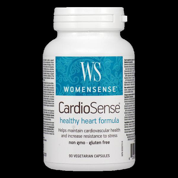 Кардиосенс (формула за здраво сърце)...